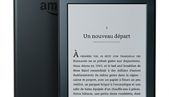 Avis liseuse Amazon Kindle